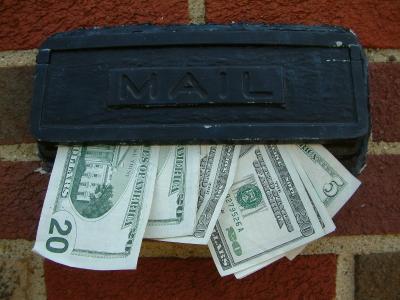 Mailbox Money ..