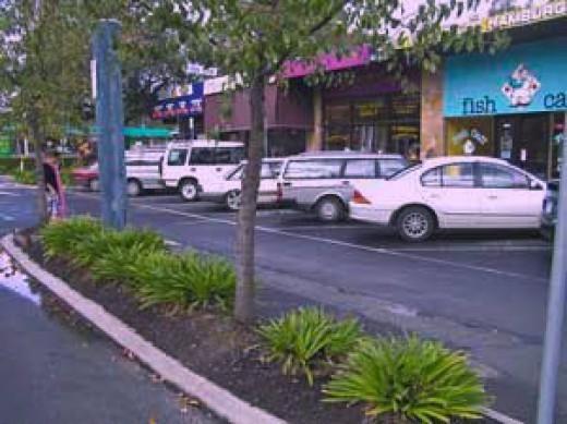 Park Orchards Shops