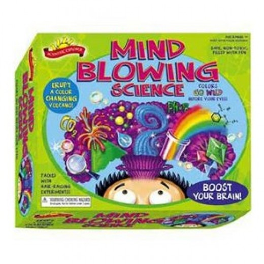 Mind blowing science game for kids 4 years and up
