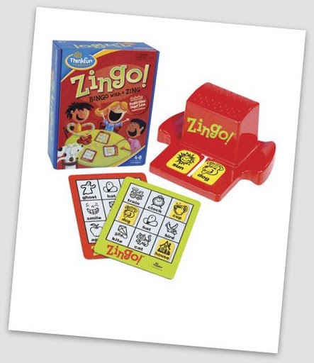 Thinkfun zingo game