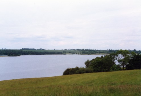 Views across Rutland Water