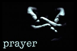 In prayer, we are the ones who receive