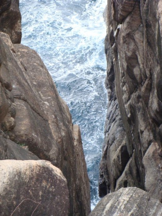 Lovers leap in Trincomalee