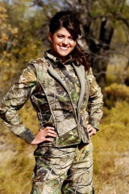 Good list of companies that sell women's hunting gear. Cause it's
