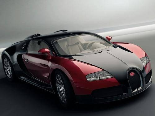 If this isn't the worlds most beautiful car, I can't imagine what is. The Bugatti Veyron EB 16.4 is a rear mid-engined Supercar. The Super Sport version enjoys the title of being the fastest road-legal car in the world, topping 267mph!
