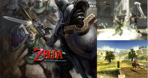 Wii Games to Play -  The Legend of Zelda: Twilight Princess