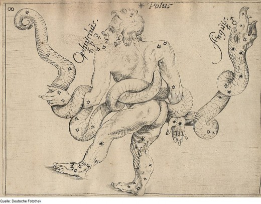 Ophiuchus Star Sign