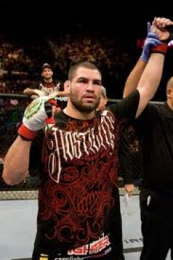 Who's going to take the belt from Cain Velasquez?