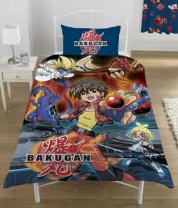 Bakugan Room: Bakugan Bed