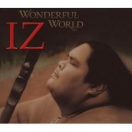 Israel Kamakawiwoole Wonderful World Album Cover