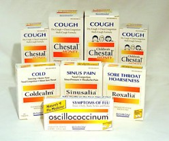 Oscillococcinum... A Homeopathic Flu Medication