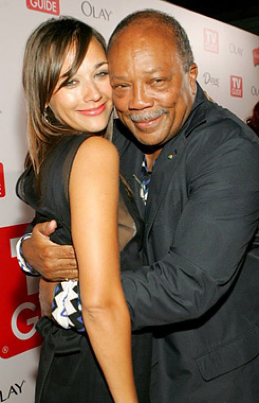 Her mother is actress, Peggy Lipton of Mod Squad fame.
