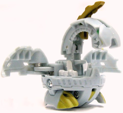 Bakugan Naga: Gray (Grey) Haos