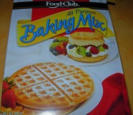 Ingredient #1: Baking Mix