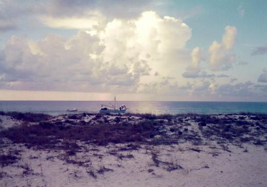 Sunrise at Fort Walton Beach