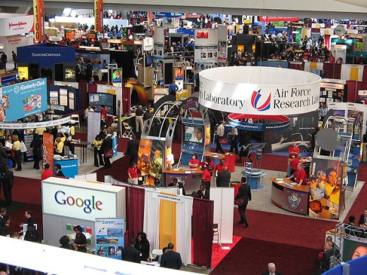 A Career Fair