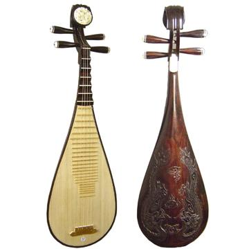 Traditional Chinese Pipa