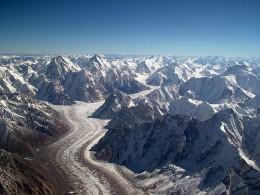 Karakoram Alpine Glaciers