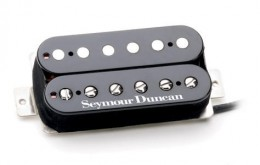 A Seymour Duncan pickup, one of the most popular picks for an electric guitar.