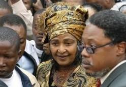 Winnie Mandela, the Necklacing Murderous Diva