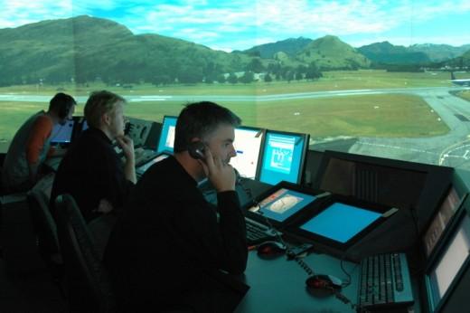 air traffic control officer jobs