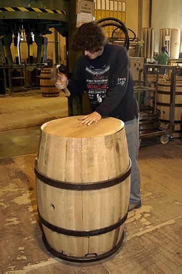 Making a Barrel