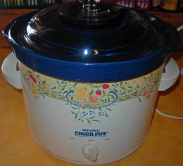Crock Pot or Slow Cooker