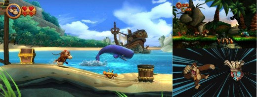Wii Games to Play With Your Girlfriend - Donkey Kong Country Returns