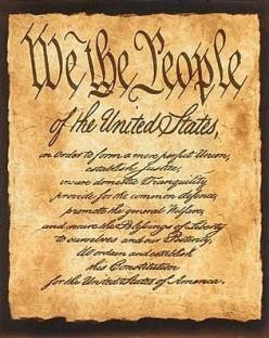 Poem - The Abridged Constitution