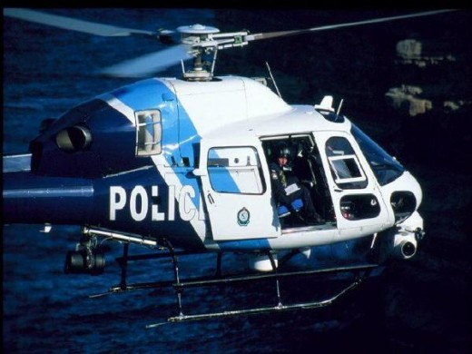 In the mid 1970s helicopter activity in the NSW Police was about as rare as 'rocking horse manure,' but we knew they were on the way.