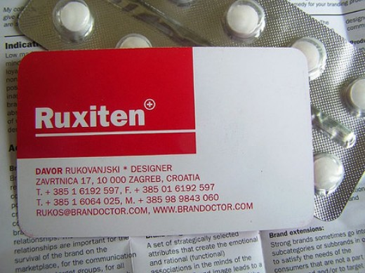 Business Card for Pharmacists