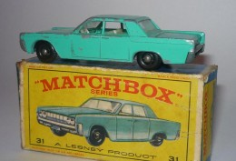Lesney Matchbox 'Lincoln Continental'