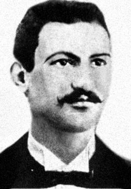 Gaetano Bresci. Image Wikipedia
