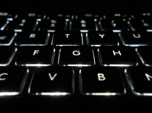 Keep writing through the Dark!