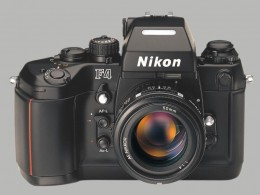 The Nikon F4 35mm was a legendary camera - Will the D4 be the same?