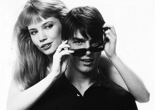 Tom Cruise in 1983