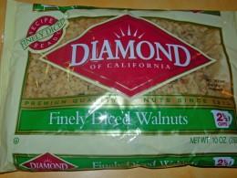 Walnuts - Finely Diced