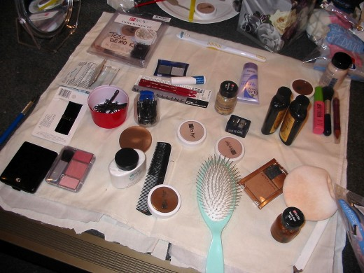Many cosmetics can serve multiple purposes.