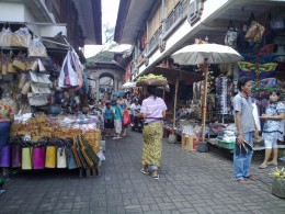 Negotiating skill is important to get desirable price at a market.