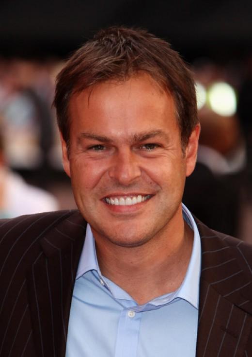 Peter Jones: The inventor is part of the TV show Dragons' Den