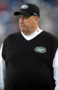 Rex Ryan on the sidelines (Kirby Lee/NFL)