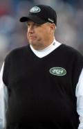 Rex Ryan on the sidelines (Kirby Lee/NFL)