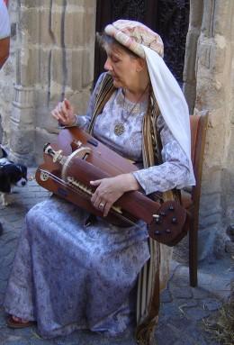 Medieval festival Rochechouart