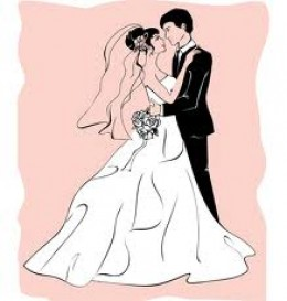 our wedding to be