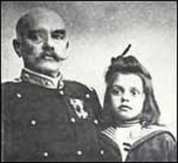 Captain Rudolf and Jeanne-Louise