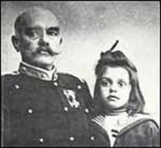 Captain Rudolf and Jeanne-Louise