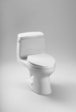 Toto Ultramax Toilet Review - Great Flush