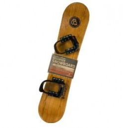 Buy Lucky Bums Snowboards - Cheap Red Plastic Snowboards & Skis For Children