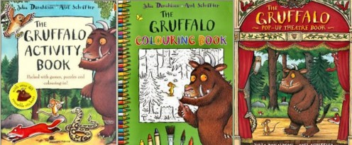 Gruffalo Book Cover Theater Book Covers