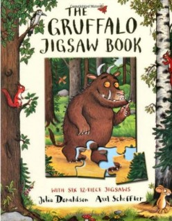 Gruffalo Jigsaw Front Cover